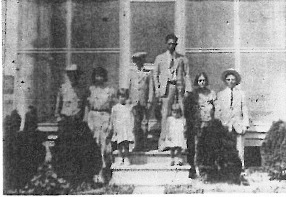 Family of Henry LeRay